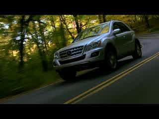 Mercedes-Benz ML320 BlueTEC - Full Preview