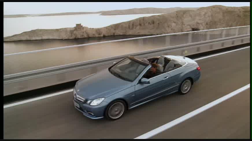 2011 Mercedes-Benz E550 Cabriolet - Running