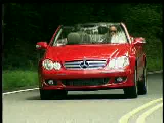 Mercedes-Benz CLK350 Cabriolet - Full Preview