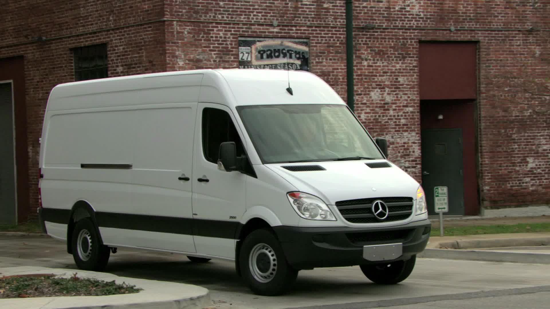 2012 Mercedes-Benz Sprinter Cargo Van