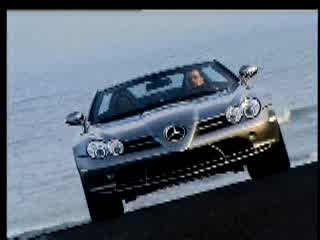 Mercedes-Benz SLR McLaren Roadster - Full Preview