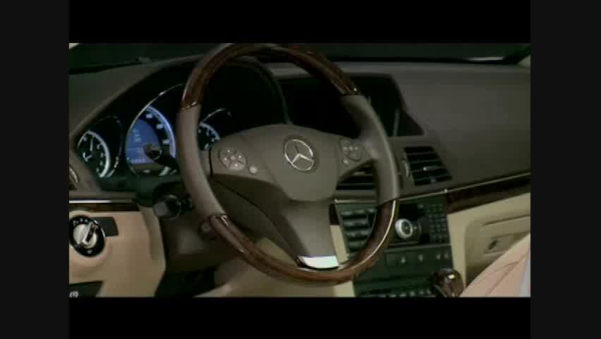 Mercedes-Benz E350 Coupe