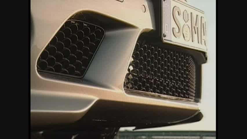 Mercedes-Benz C63 AMG - Detail