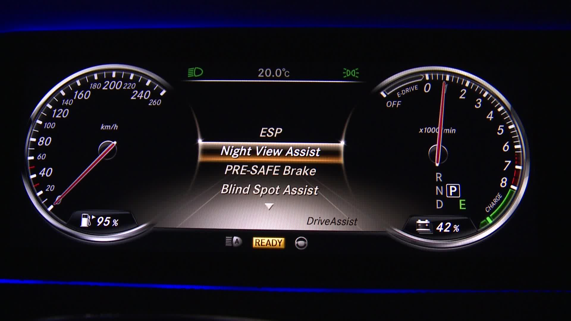 Night View Assist Plus (PAL)