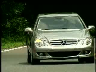 Mercedes-Benz CLK350 Coupe - Full Preview