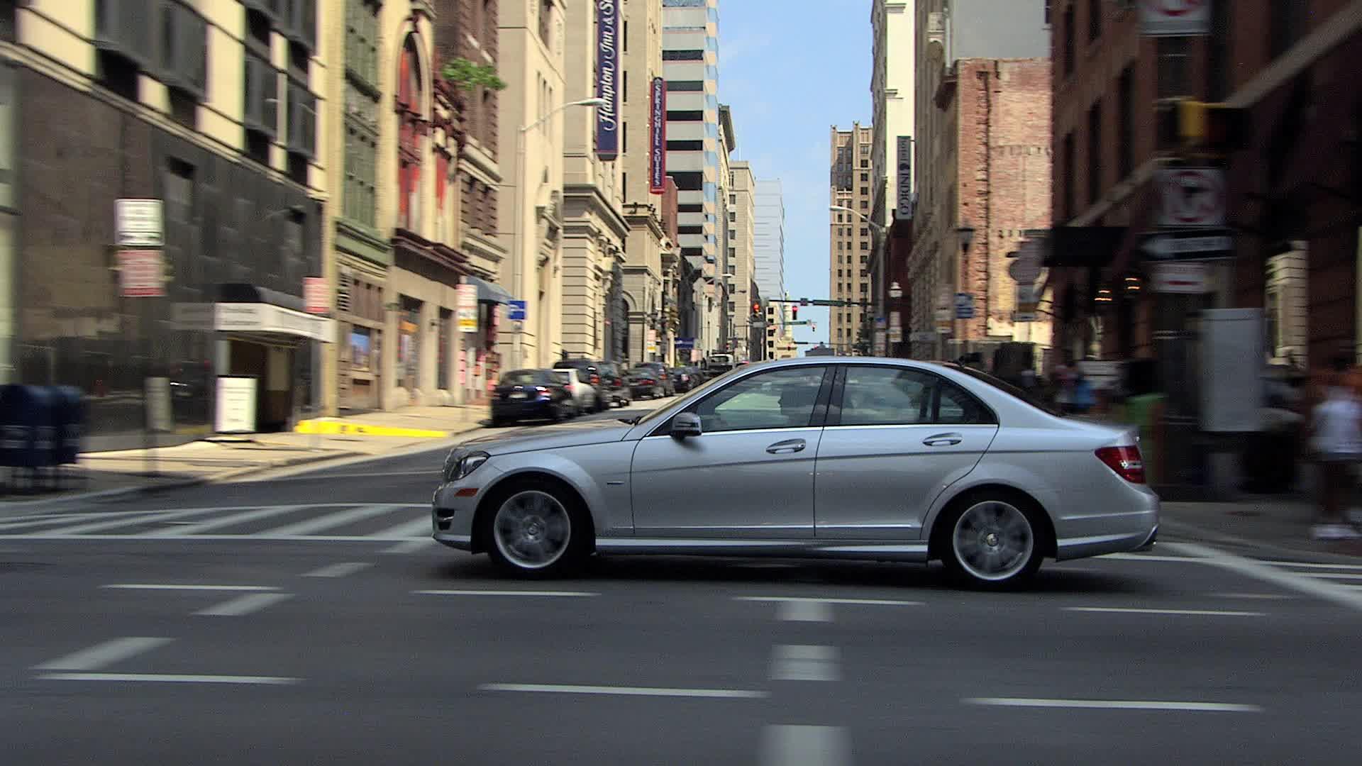 2012 Mercedes-Benz  C250 Sedan