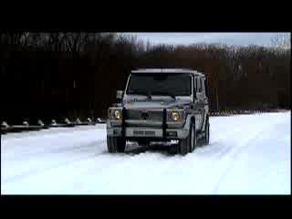 Mercedes-Benz G500 - Full Preview
