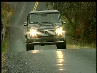 Mercedes-Benz G55 AMG - Full Preview