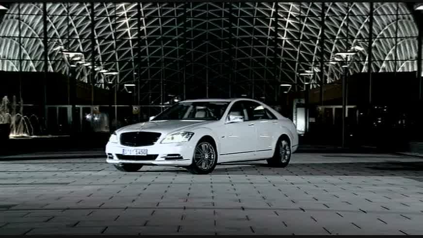 Mercedes-Benz S400 Hybrid-Interior, Exterior