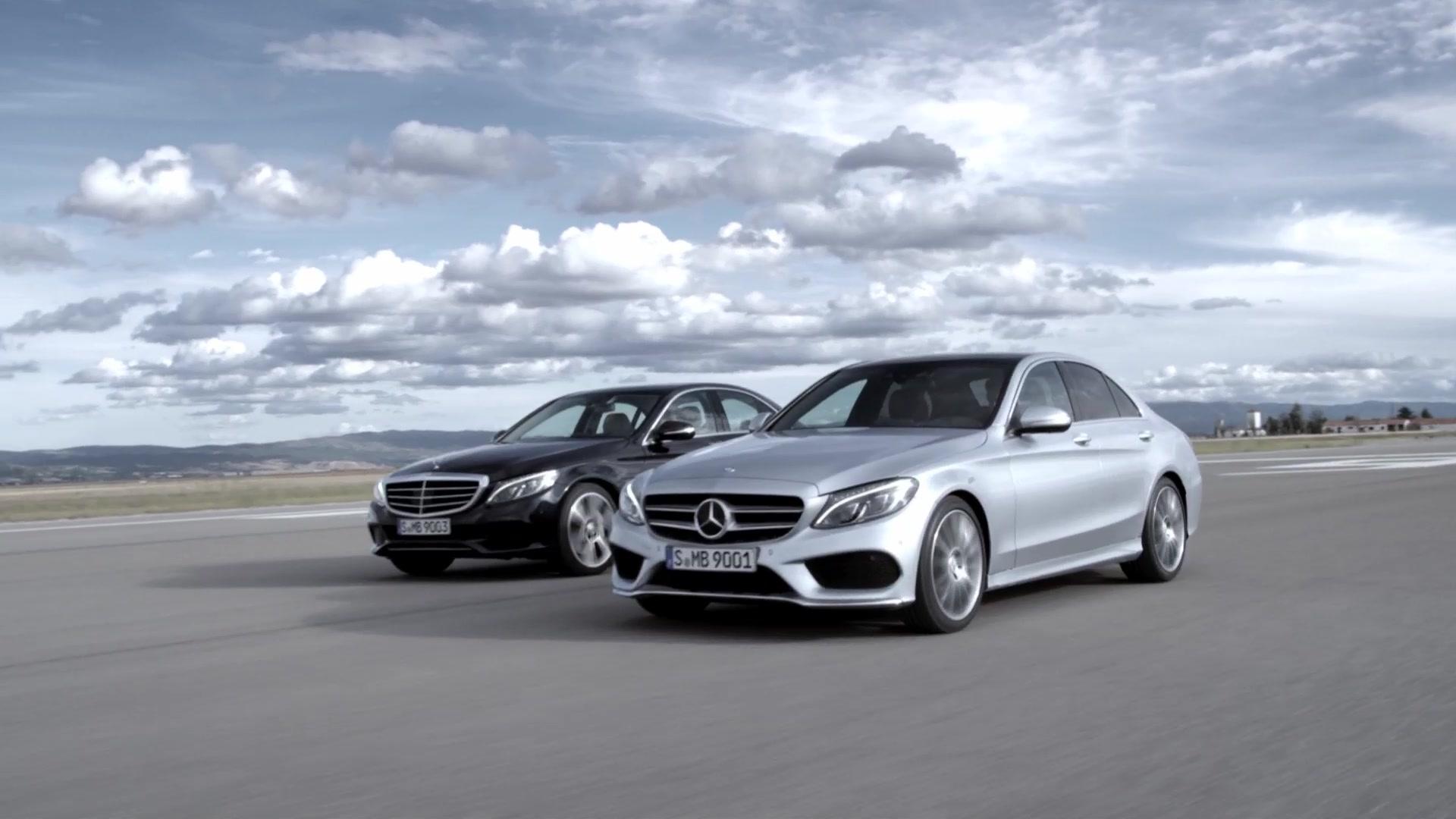 Mercedes-Benz at 2014 Detroit Auto Show