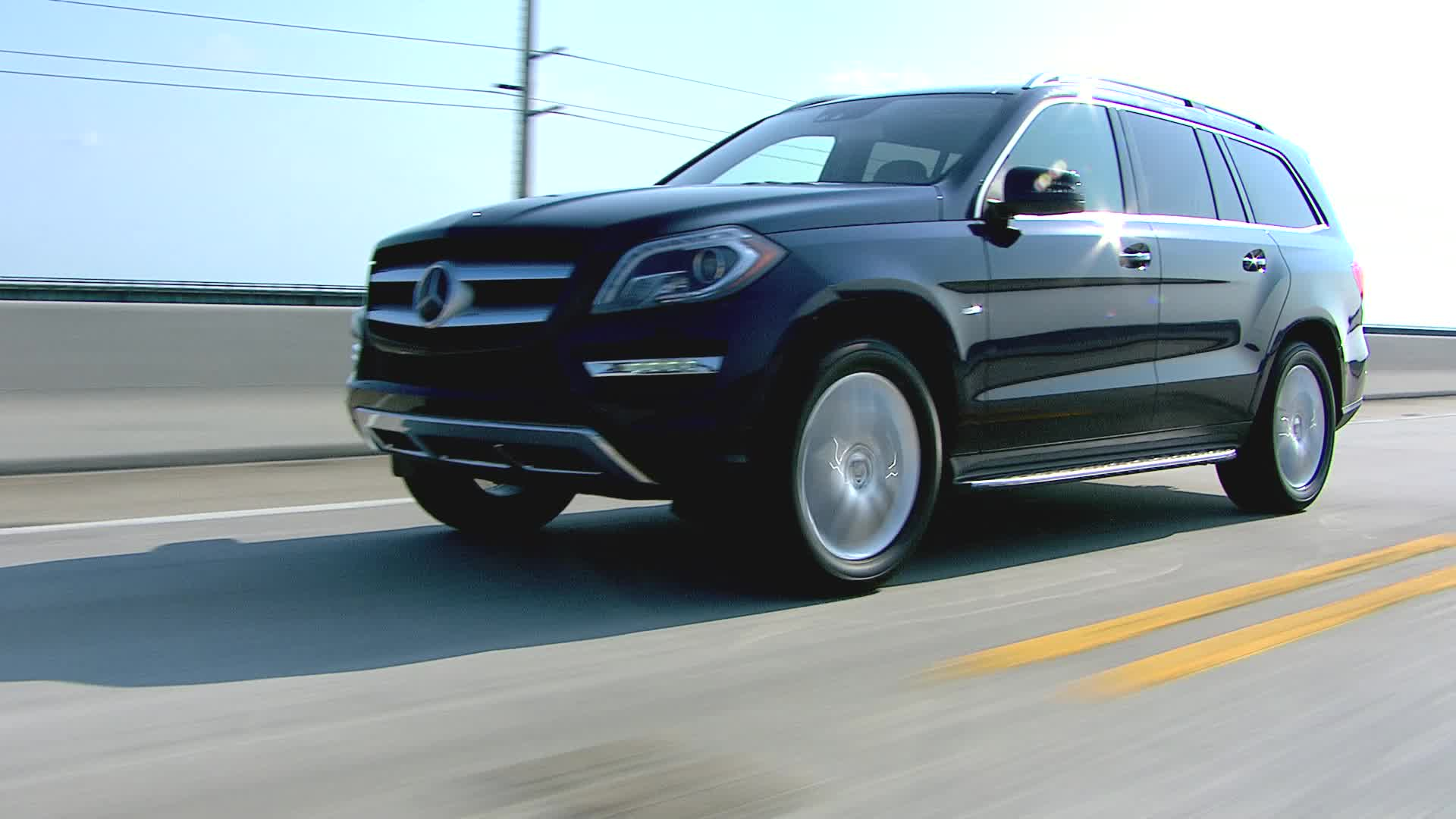 2013 Mercedes-Benz GL450 - Running Footage