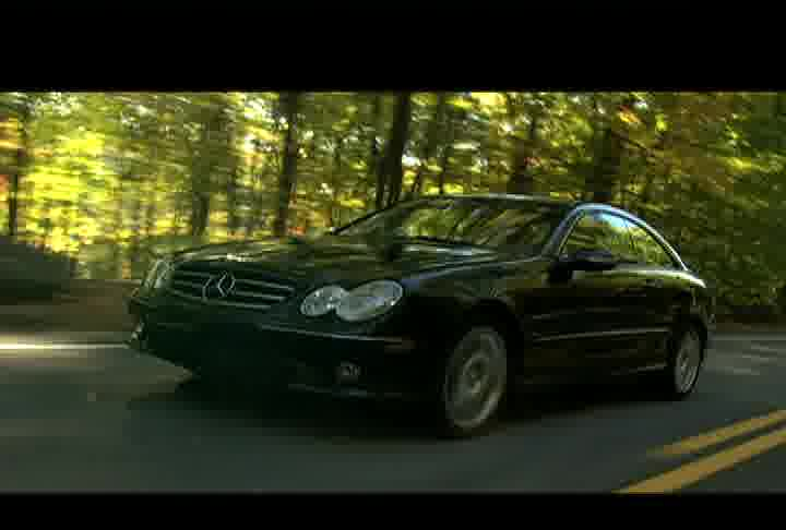 Mercedes-Benz CLK550 Coupe - Full Preview