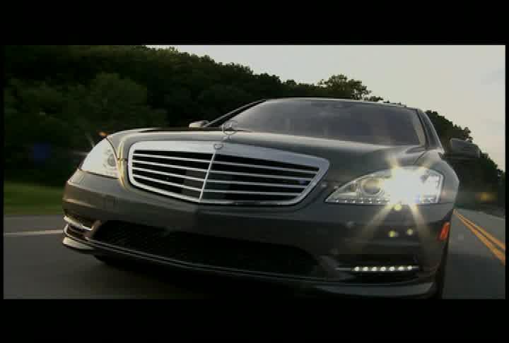 2010 Mercedes-Benz S550 - Running