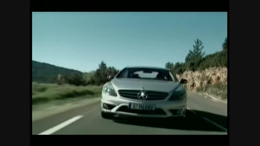 Mercedes-Benz CL65 AMG - Running