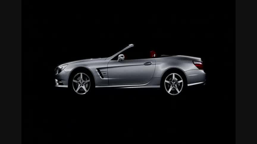 2013 Mercedes-Benz SL-Class - Running Footage