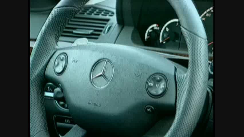 Mercedes-Benz S65 AMG - Interior