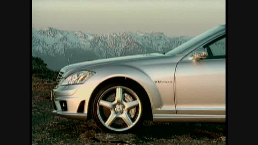 Mercedes-Benz S65 AMG - Detail