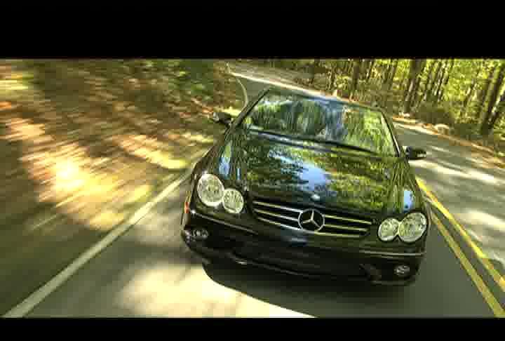 Mercedes-Benz CLK550 Cabriolet - Full Preview