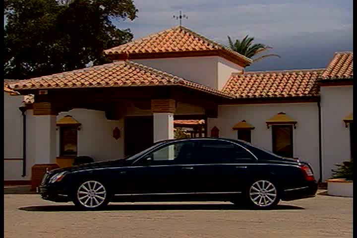 Maybach 57 S - Static and Detail