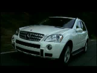 Mercedes-Benz ML550 - Full Preview