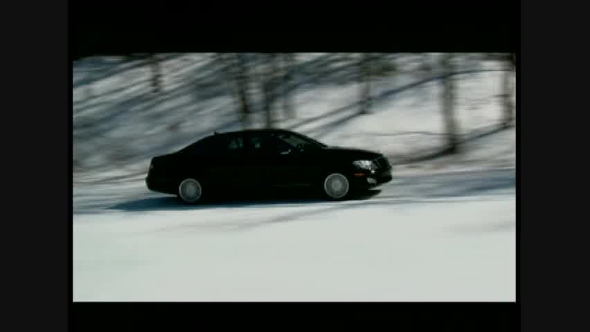 Mercedes-Benz S550 4MATIC