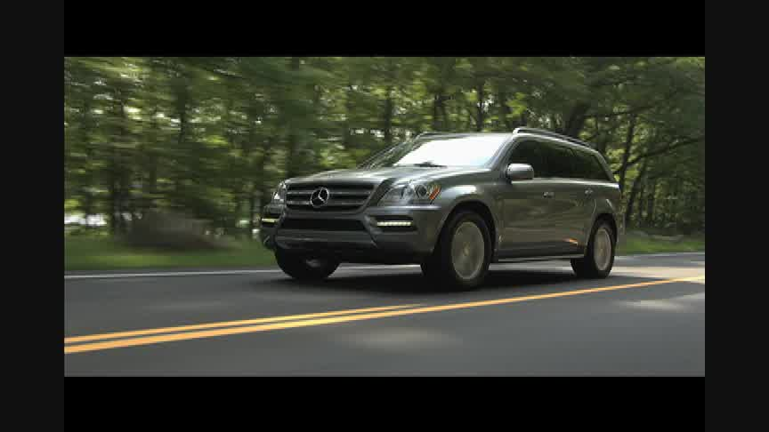 2012 Mercedes-Benz GL350 BlueTEC