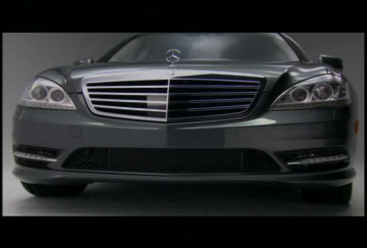 2010 Mercedes-Benz S550 - Static and Detail