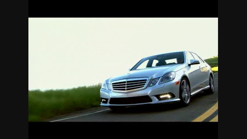 Mercedes-Benz E350 Sedan - Running